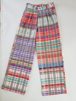 Pantalon Check